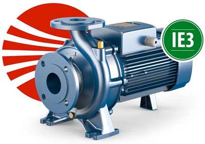 Pedrollo начинает соответствовать классу энергоэффективности IE3